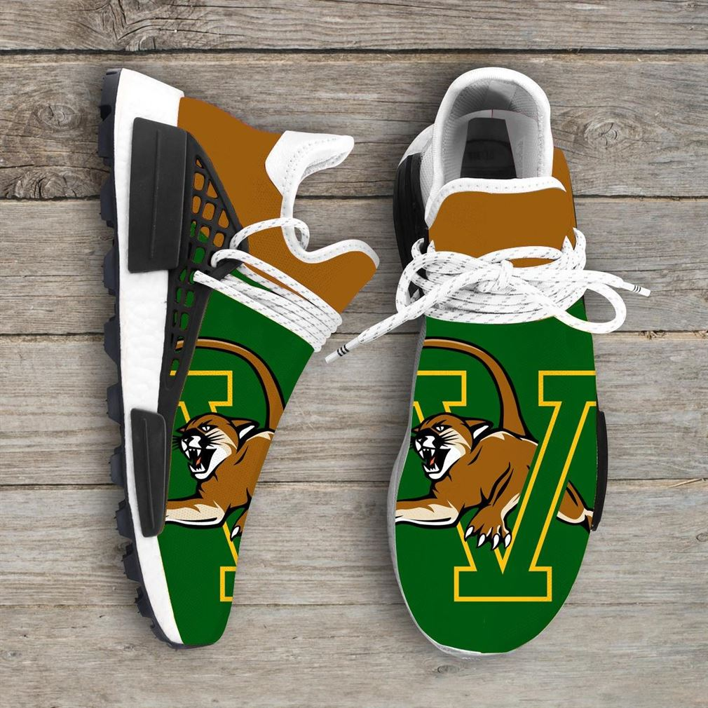 Vermont Catamounts Ncaa Nmd Human Race Sneakers Sport Shoes Running Shoes
