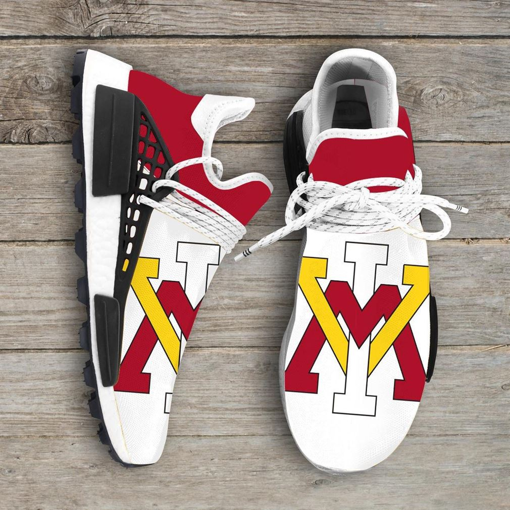 Virginia Military Institute Keydets Ncaa Nmd Human Race Sneakers Sport Shoes Running Shoes