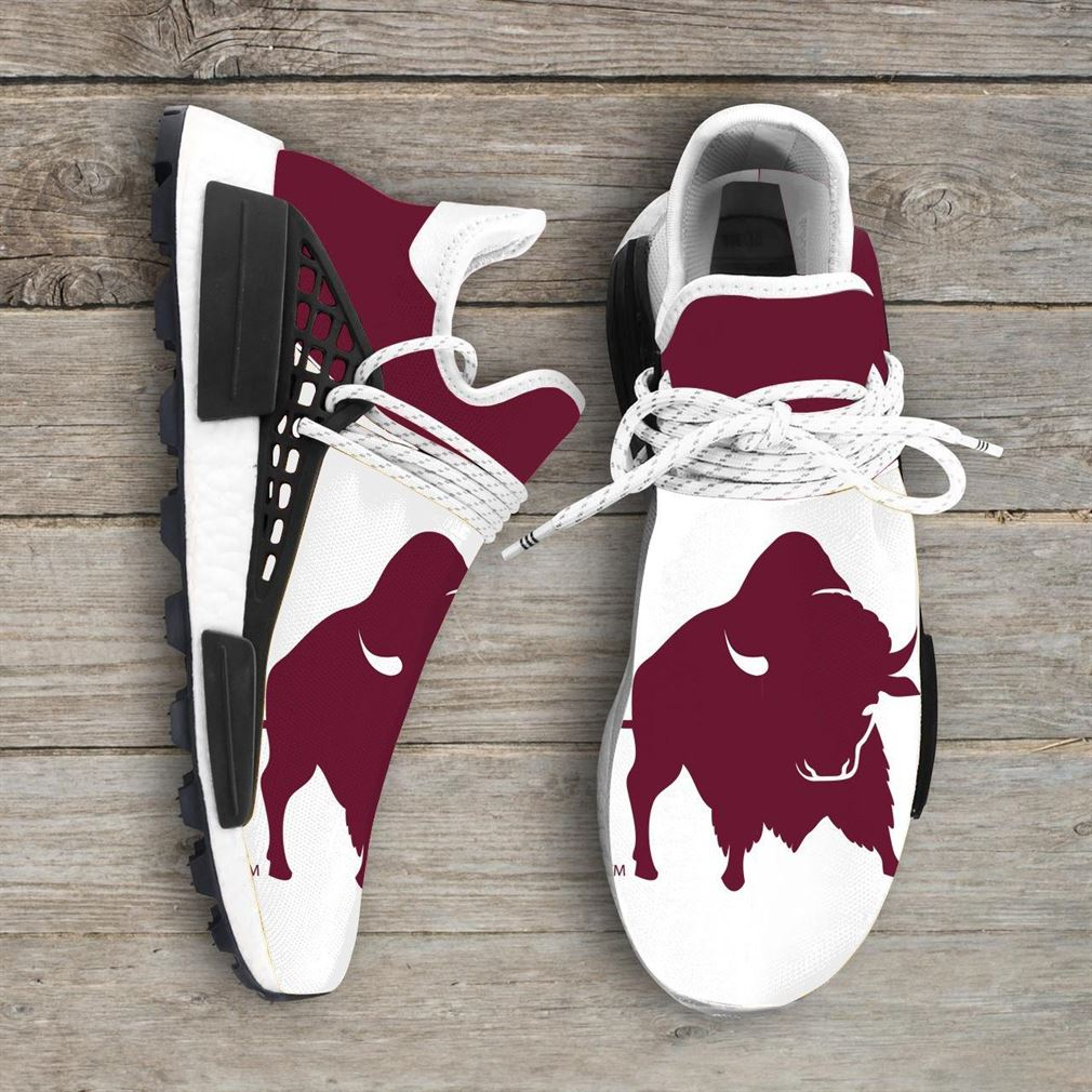 West Texas Am Buffaloes Ncaa Nmd Human Race Sneakers Sport Shoes Running Shoes