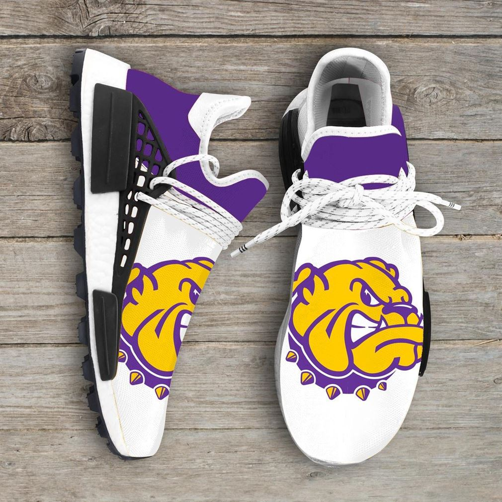 Western Illinois Leathernecks Ncaa Nmd Human Race Sneakers Sport Shoes Running Shoes