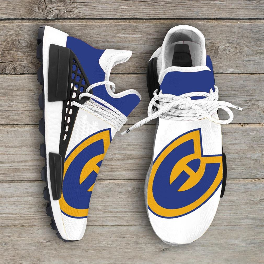 Wisconsin Eau Claire Blugolds Ncaa Nmd Human Race Sneakers Sport Shoes Running Shoes