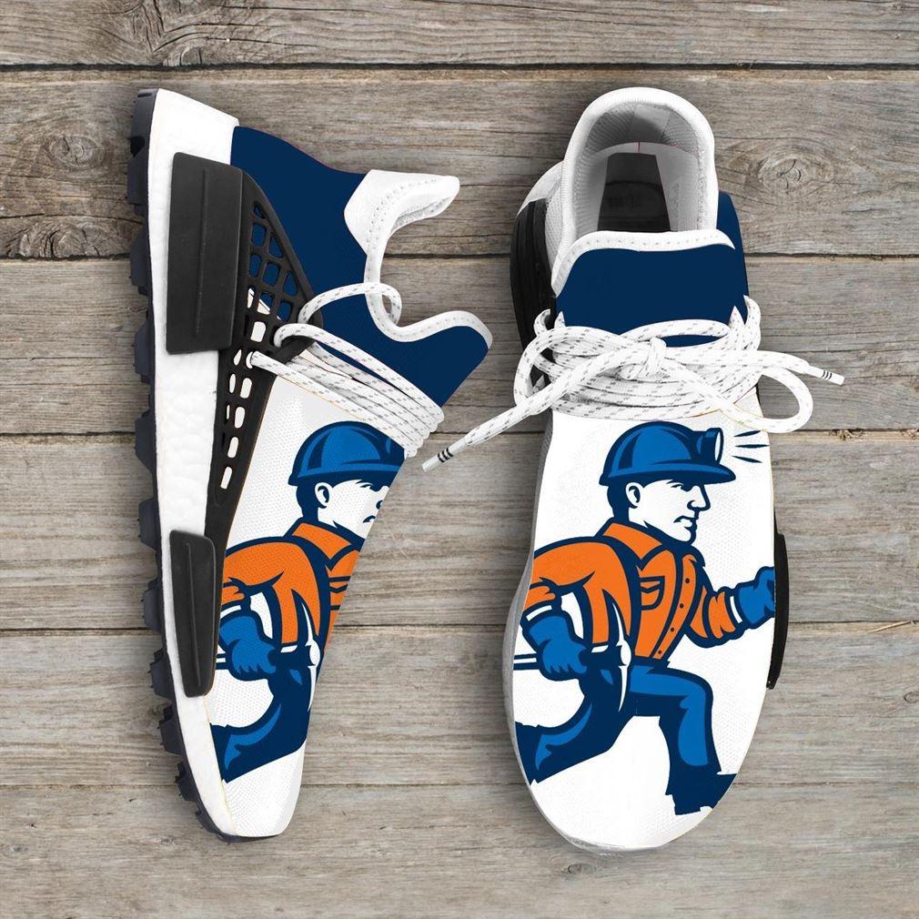 Wisconsin-platteville Pioneers Ncaa Nmd Human Race Sneakers Sport Shoes Running Shoes