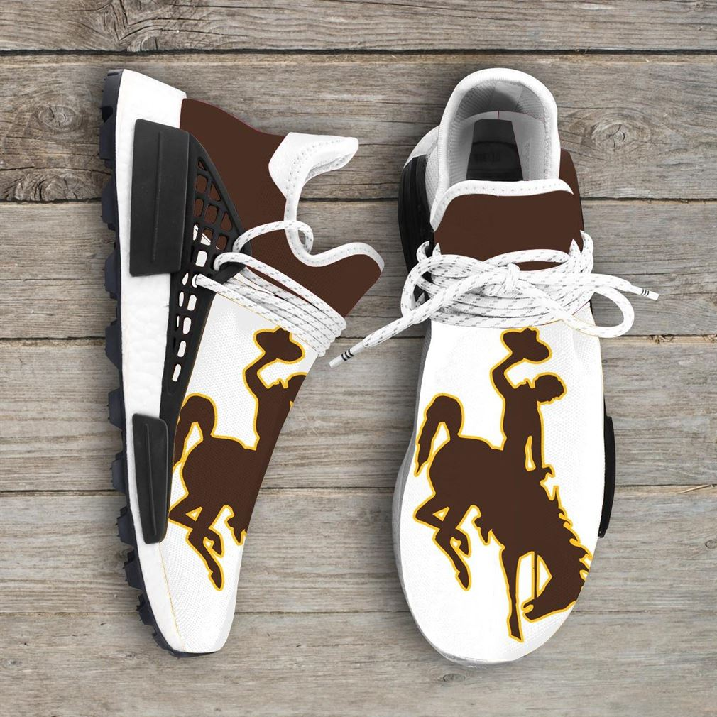 Wyoming Cowboys Ncaa Nmd Human Race Sneakers Sport Shoes Running Shoes