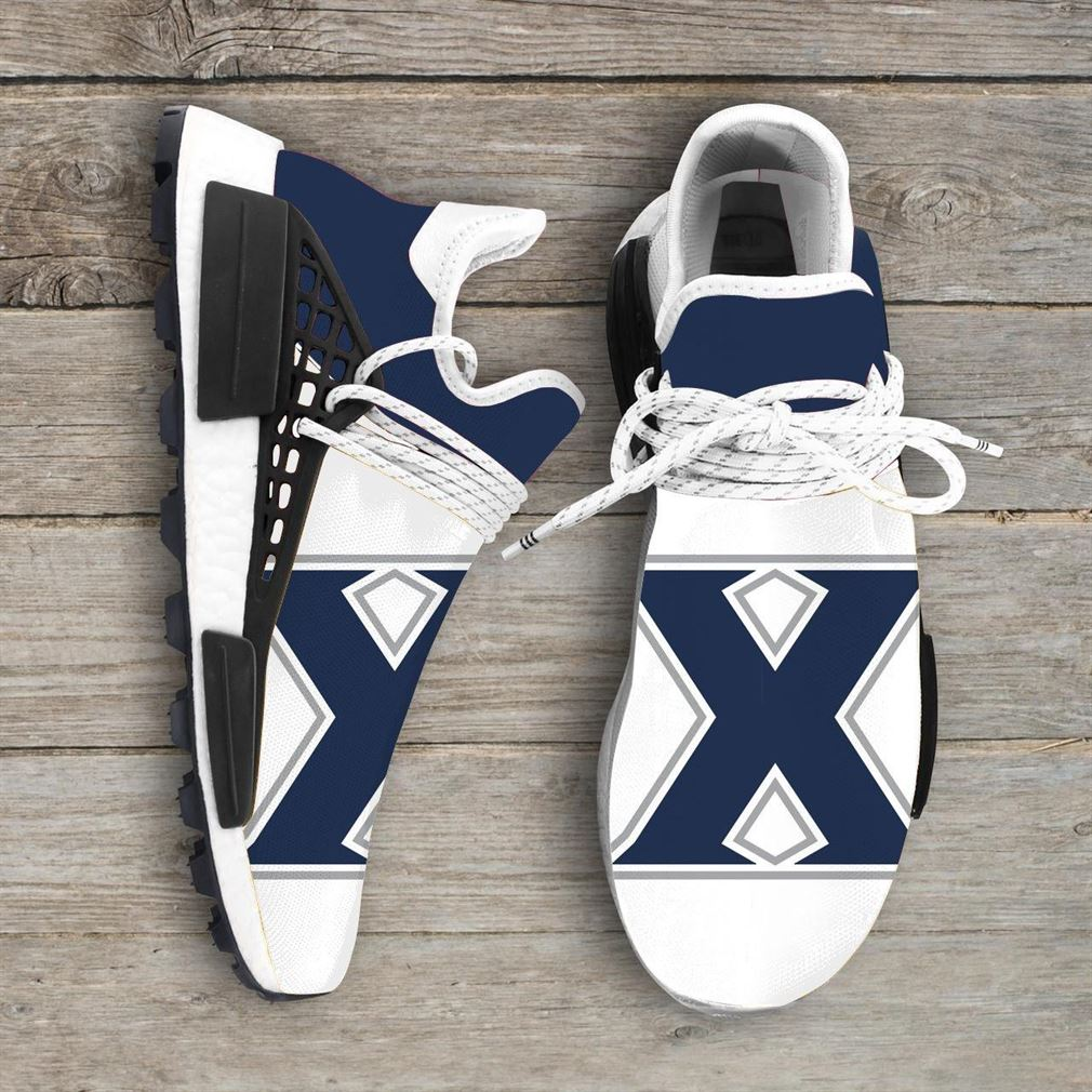 Xavier Musketeers Ncaa Nmd Human Race Sneakers Sport Shoes Running Shoes