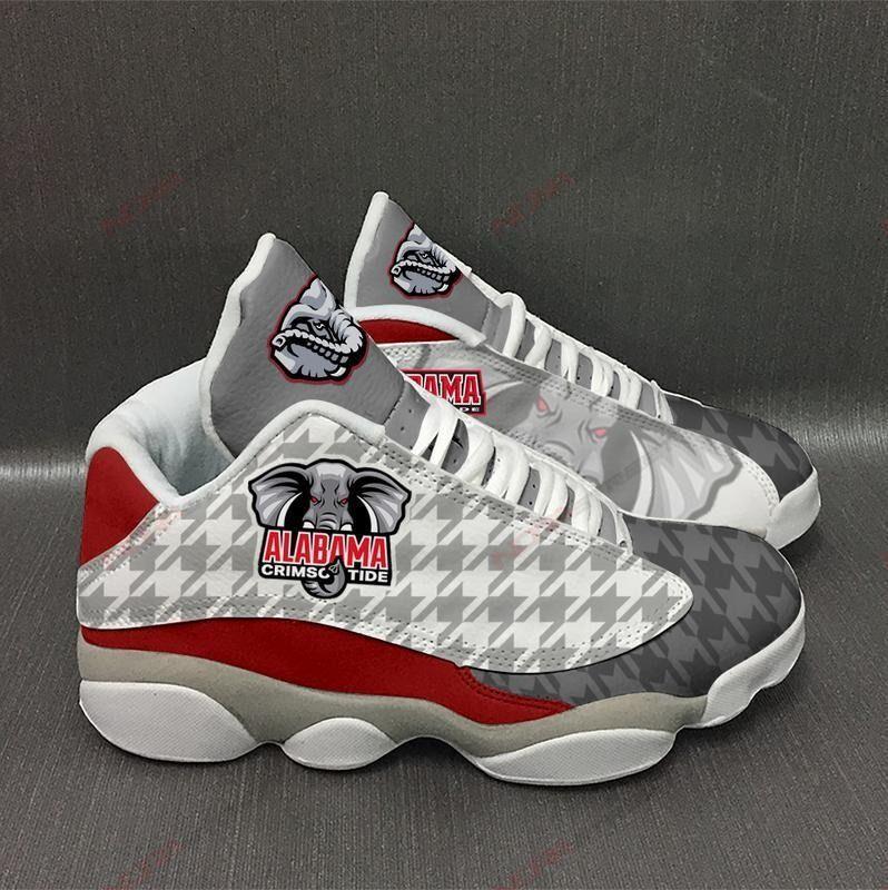 Alabama Crimson Tide Air Jordan 13 Sneakers Sport Shoes Full Size