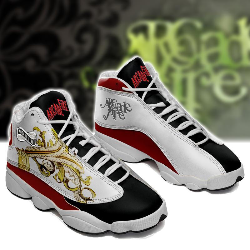 Arcade Fire Form Air Jordan 13 Sneakers Shoes