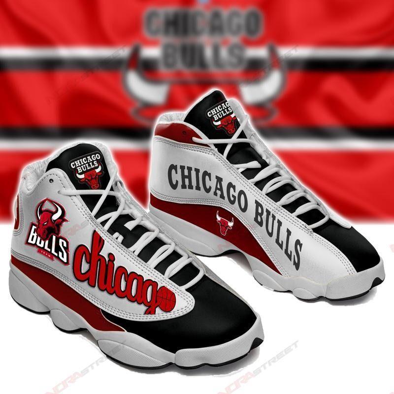 Chicago Bulls Air Jordan 13 Sneakers Sport Shoes
