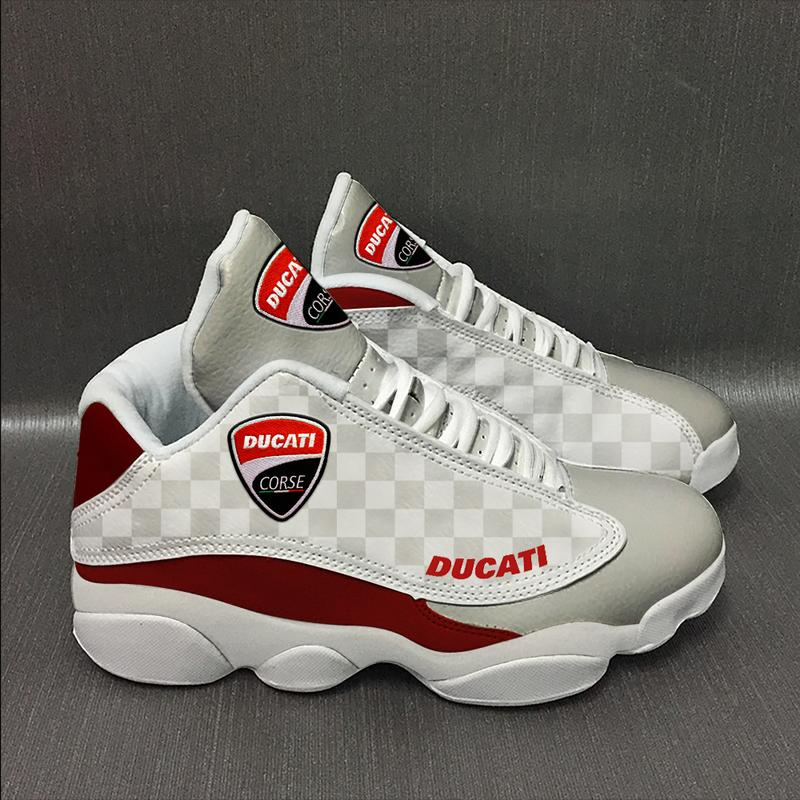 Ducati Form Air Jordan 13 Sneakers Sport Shoes Full Size