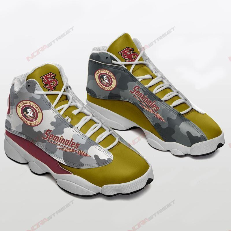 Florida State Seminoles Air Jordan 13 Sneakers Sport Shoes