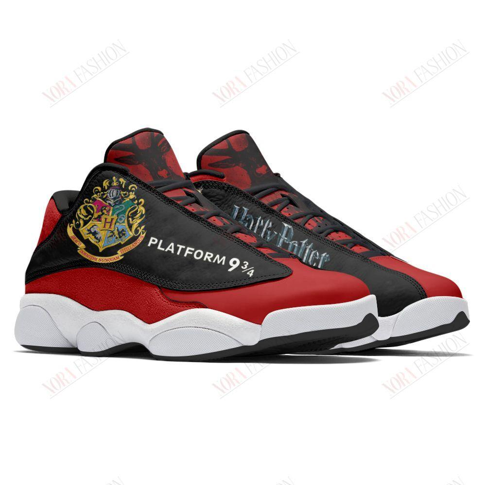 Harry Potter Air Jordan 13 Sneakers Sport Shoes Plus Size