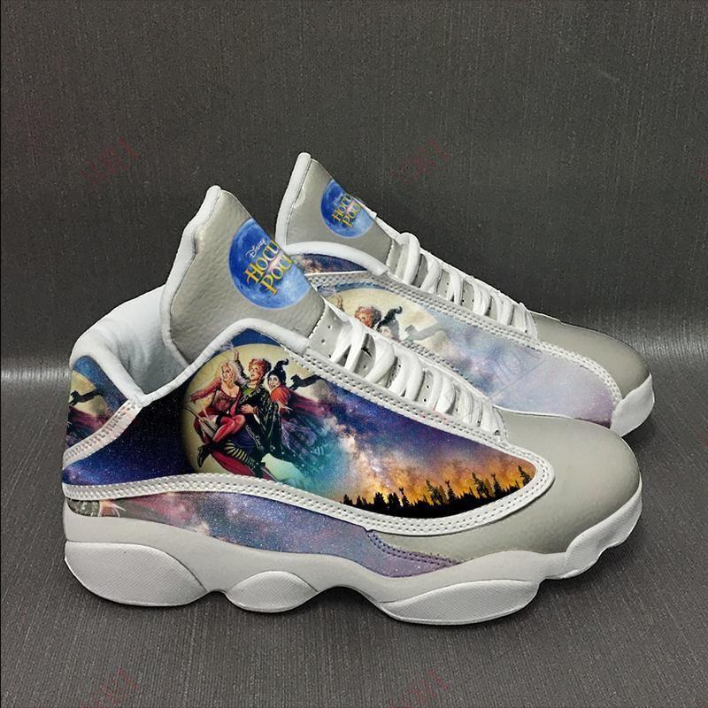 Hocus Pocus Form Air Jordan 13 Sneakers Sport Shoes Plus Size