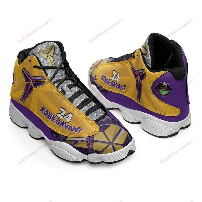 Kobe Bryant Form Air Jordan 13 Sneakers Sport Shoes
