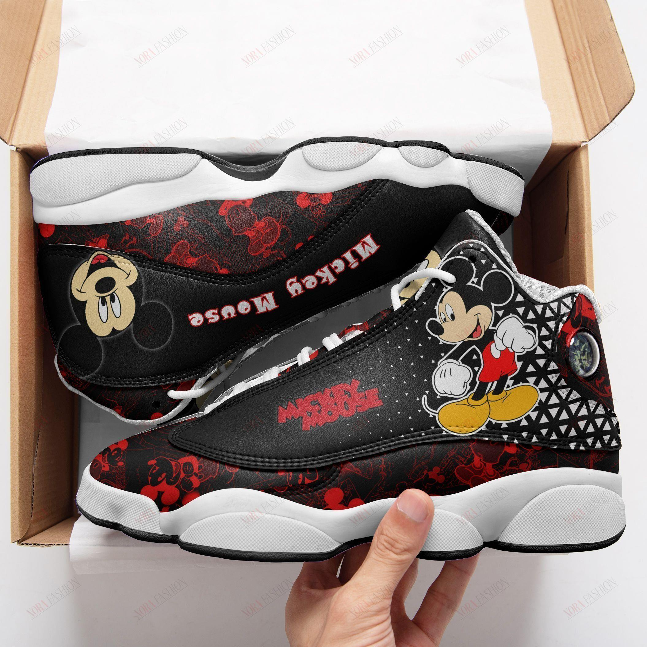 Mickey Air Jd13 Shoes