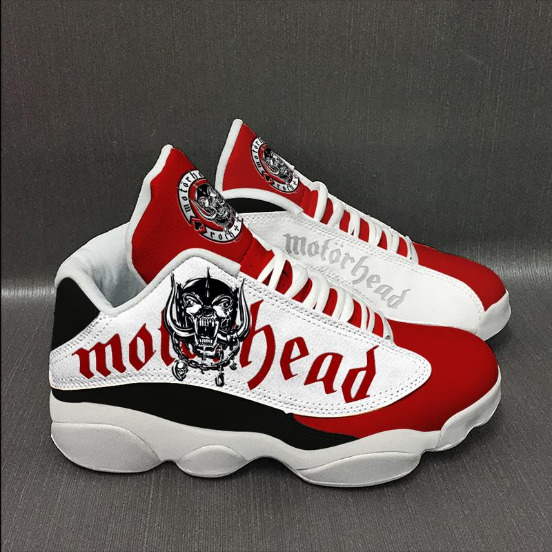 Motorhead Band Form Air Jordan 13 Sneakers Sport Shoes