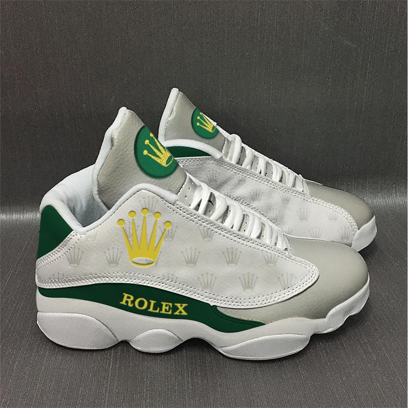 Rolex Form Air Jordan 13 Sneakers