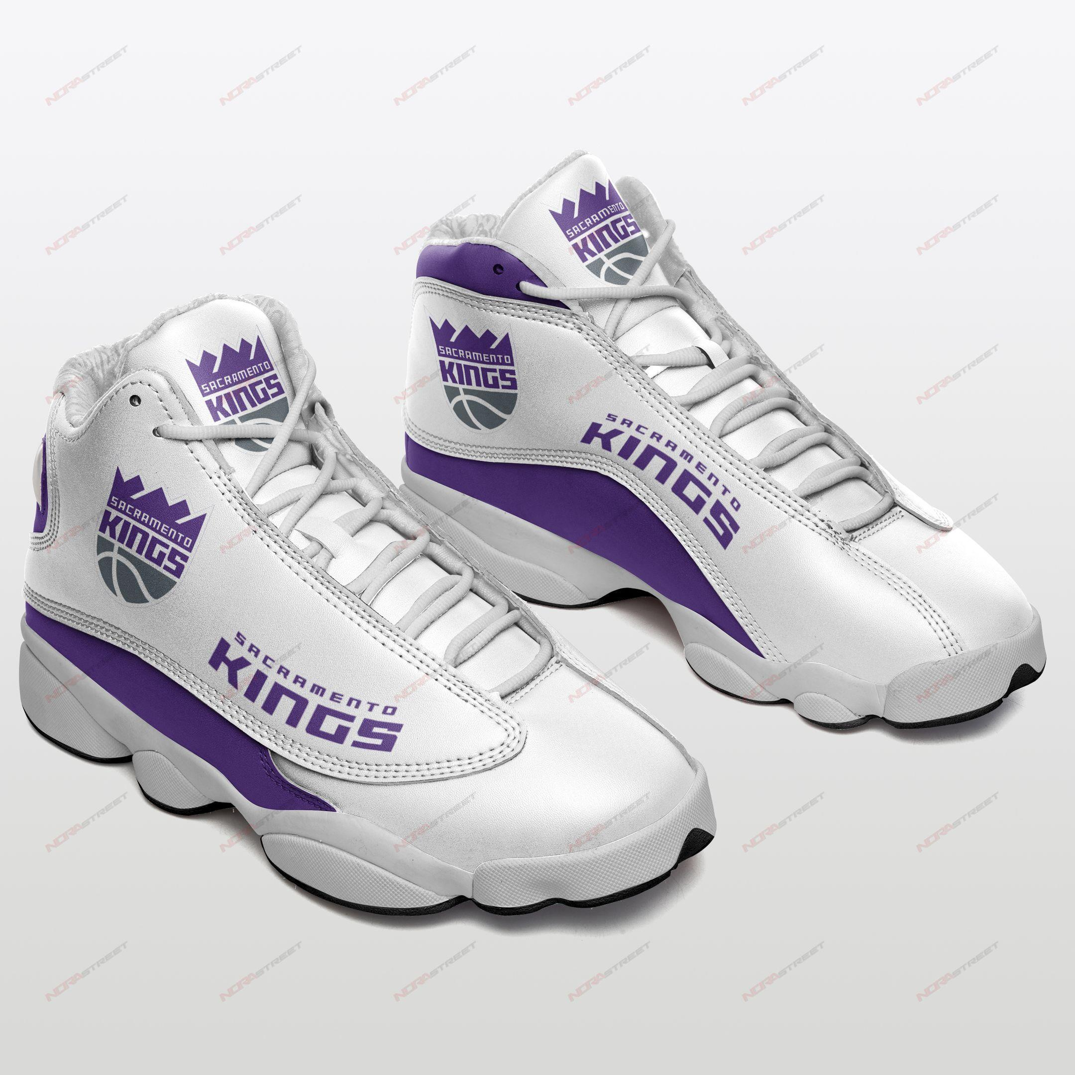 Sacramento Kings Air Jordan 13 Sneakers Sport Shoes