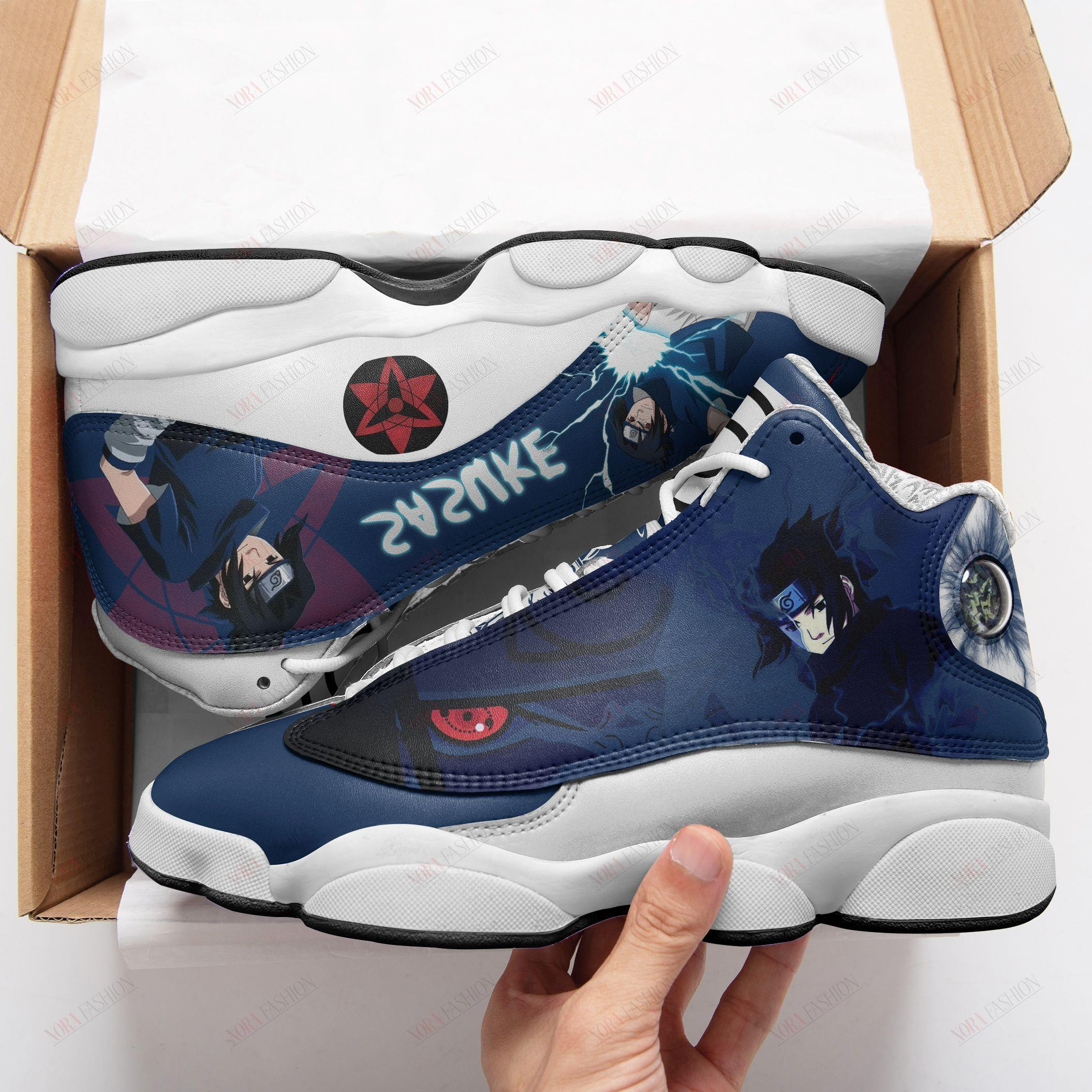 Sasuke Air Jordan 13 Sneakers Sport Shoes Plus Size