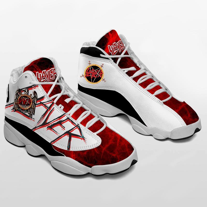 Slayer Form Air Jordan 13 Sneakers Sport Shoes Plus Size