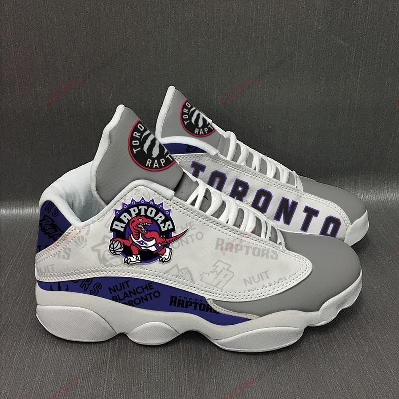 Toronto Raptors Air Jordan 13 Sneakers Sport Shoes