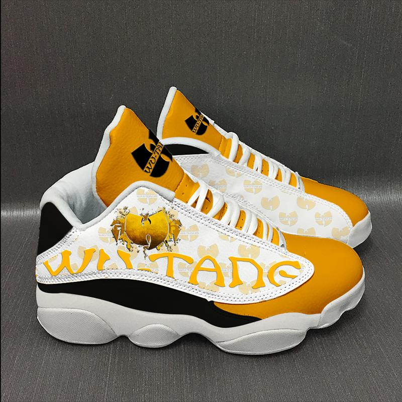 Wutang Band Form Air Jordan 13 Sneakers Sport Shoes