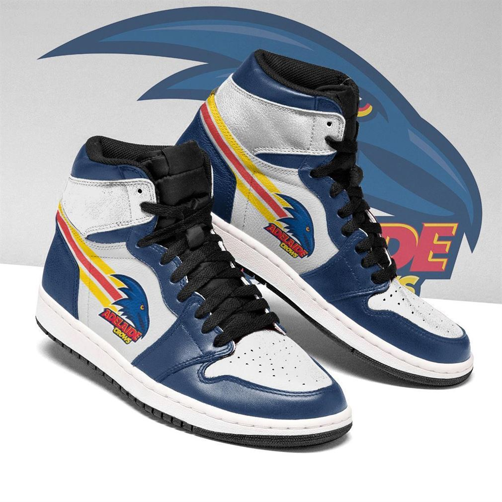 Adelaide Crows Afl Air Jordan Shoes Sport Sneaker Boots Shoes
