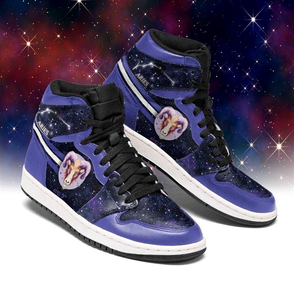 Aries Zodiac Air Jordan Shoes Sport Sneaker Boots Shoes
