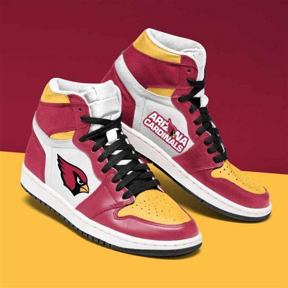 Arizona Cardinals Nfl Football Air Jordan Shoes Sport Sneaker Boots Shoes