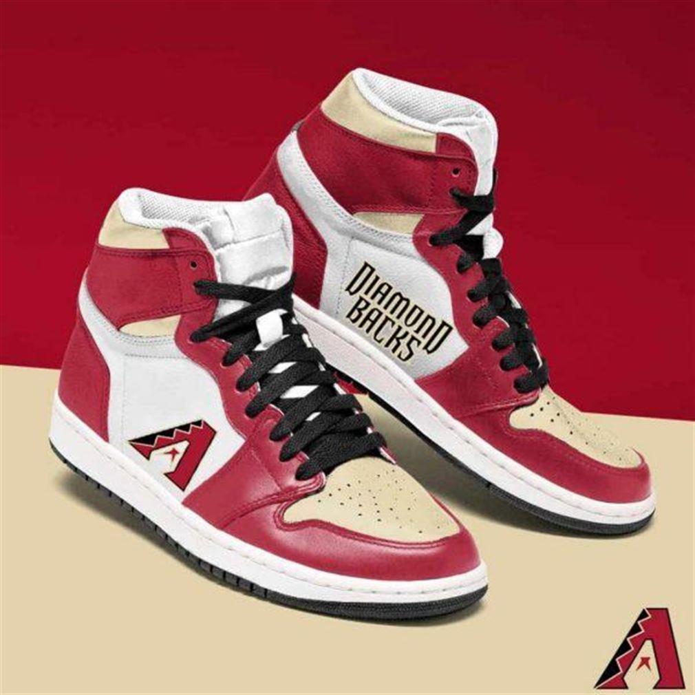 Arizona Diamondbacks Mlb Baseball Air Jordan Shoes Sport Sneaker Boots Shoes