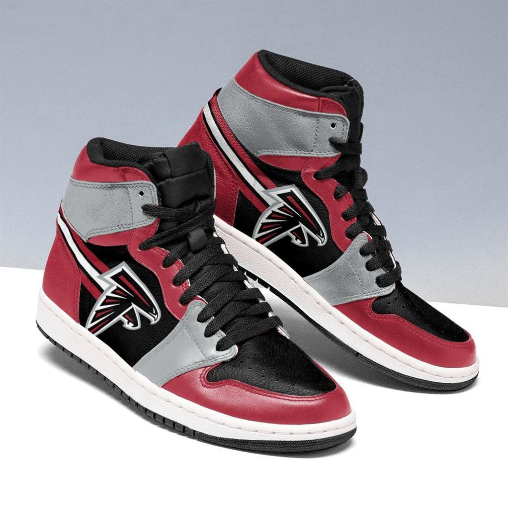 Atlanta Falcons Nfl Air Jordan Shoes Sport Sneaker Boots Shoes