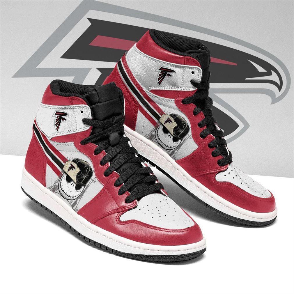 Atlanta Falcons Nfl Football Air Jordan Shoes Sport V2 Sneaker Boots Shoes