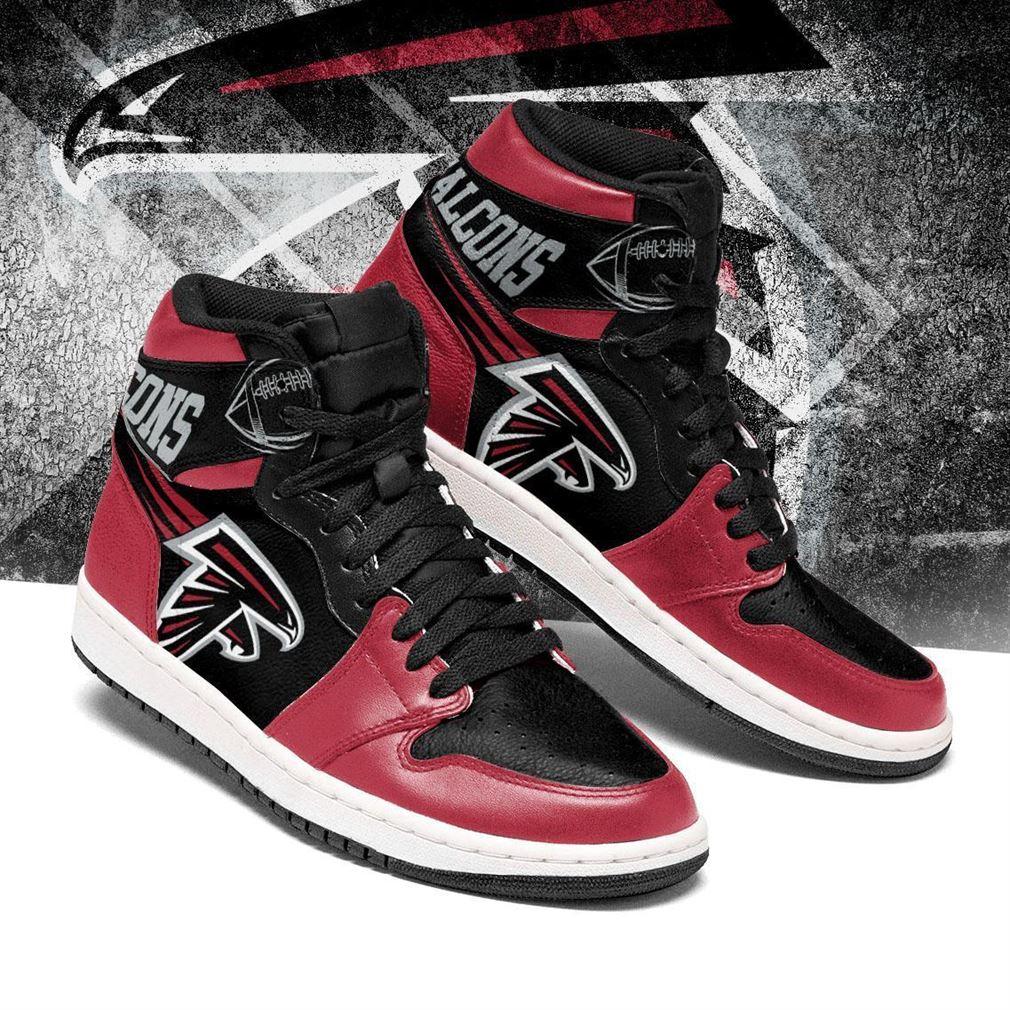 Atlanta Falcons Nfl Football Air Jordan Shoes Sport V3 Sneaker Boots Shoes