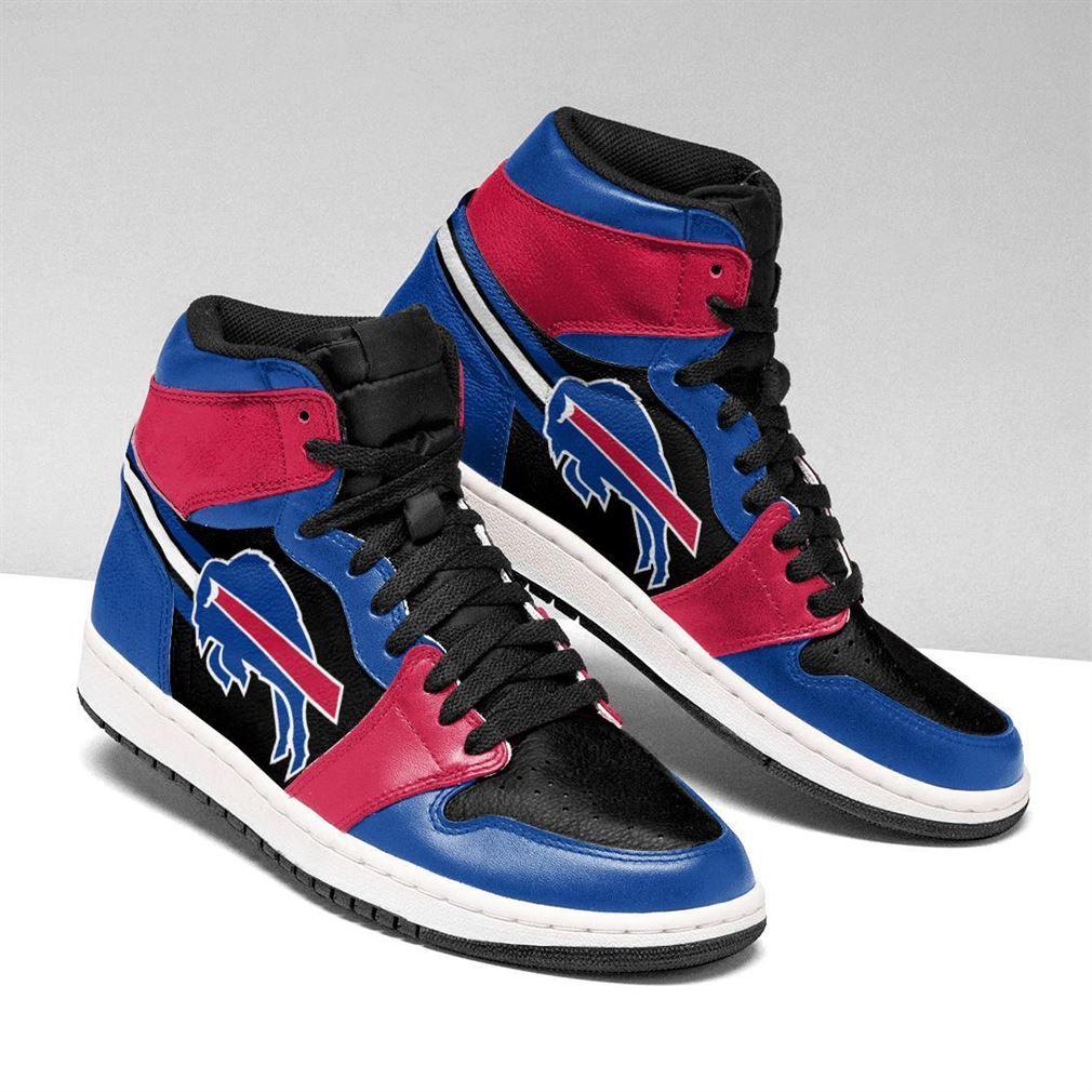 Buffalo Bills Nfl Air Jordan Shoes Sport Sneaker Boots Shoes