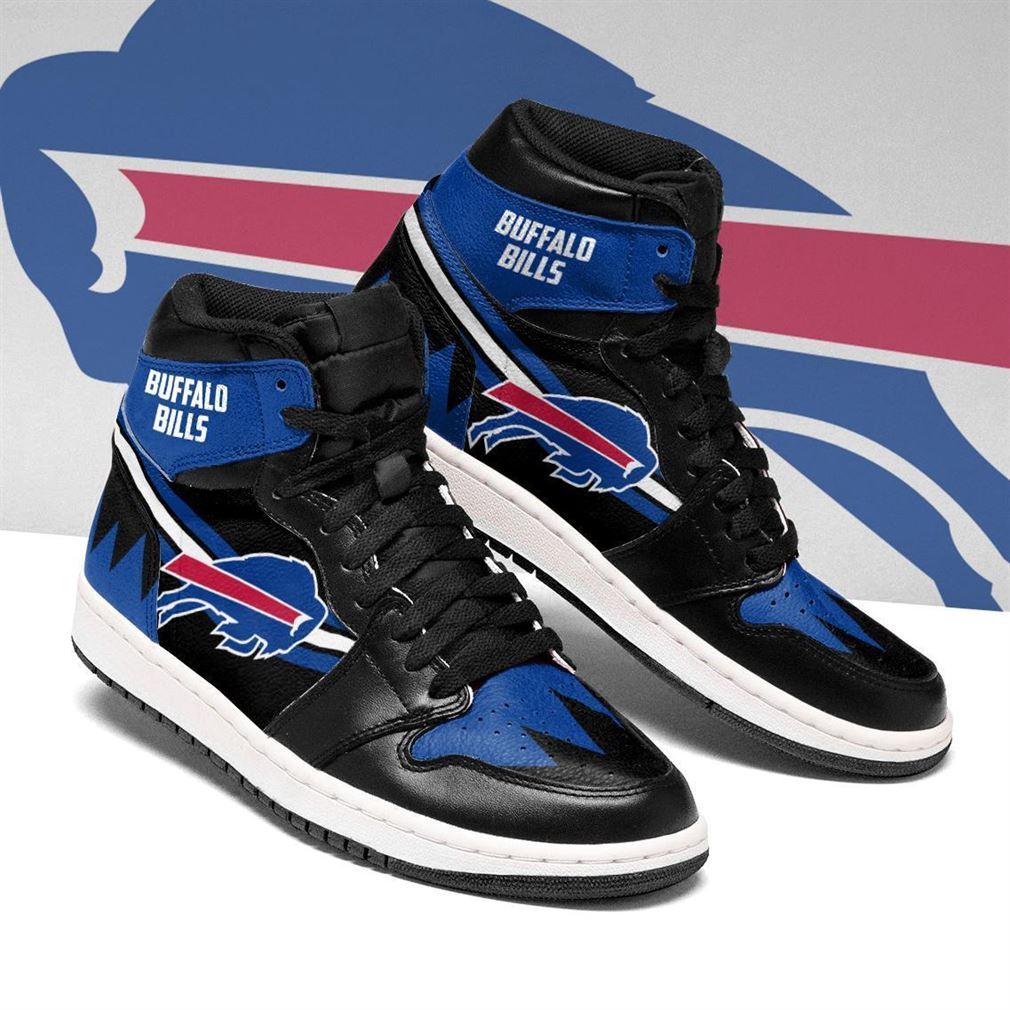 Buffalo Bills Nfl Football Air Jordan Shoes Sport V4 Sneaker Boots Shoes