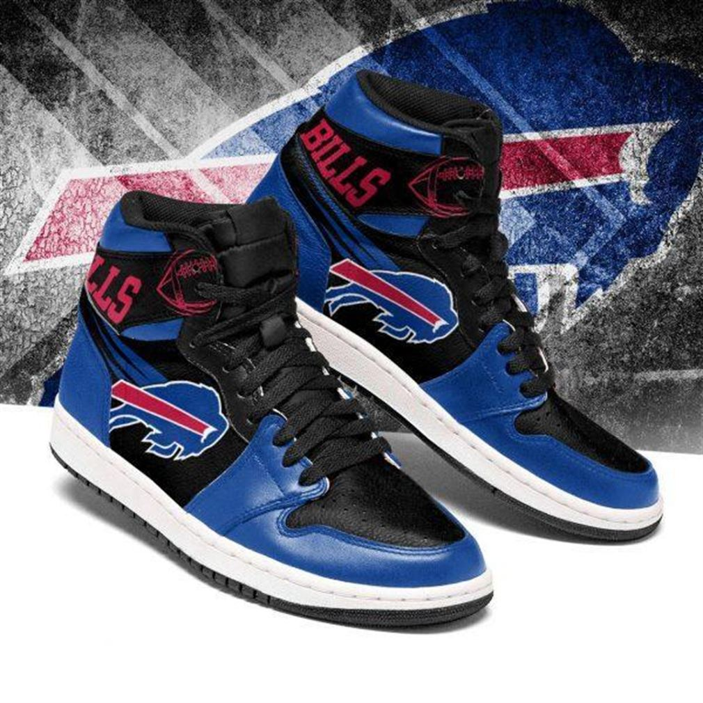 Buffalo Bills Nfl Football Air Jordan Shoes Sport V7 Sneaker Boots Shoes