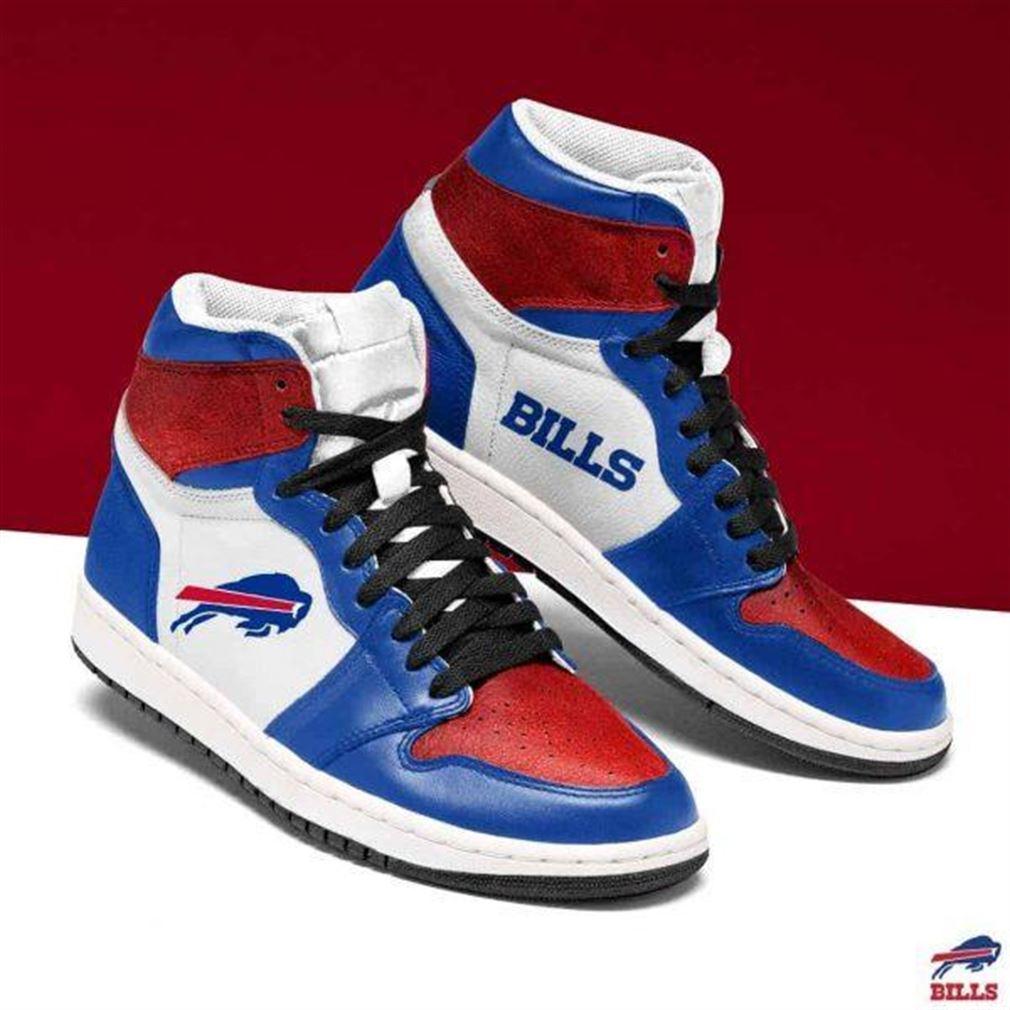 Buffalo Bills Nfl Football Air Jordan Shoes Sport Sneaker Boots Shoes