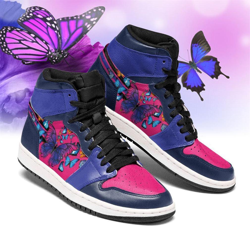 Butterfly Air Jordan Shoes Sport Sneaker Boots Shoes