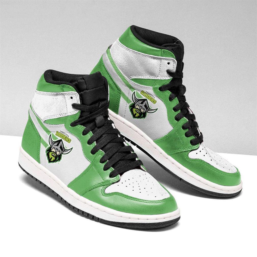 Canberra Raiders Nrl Air Jordan Shoes Sport V2 Sneaker Boots Shoes