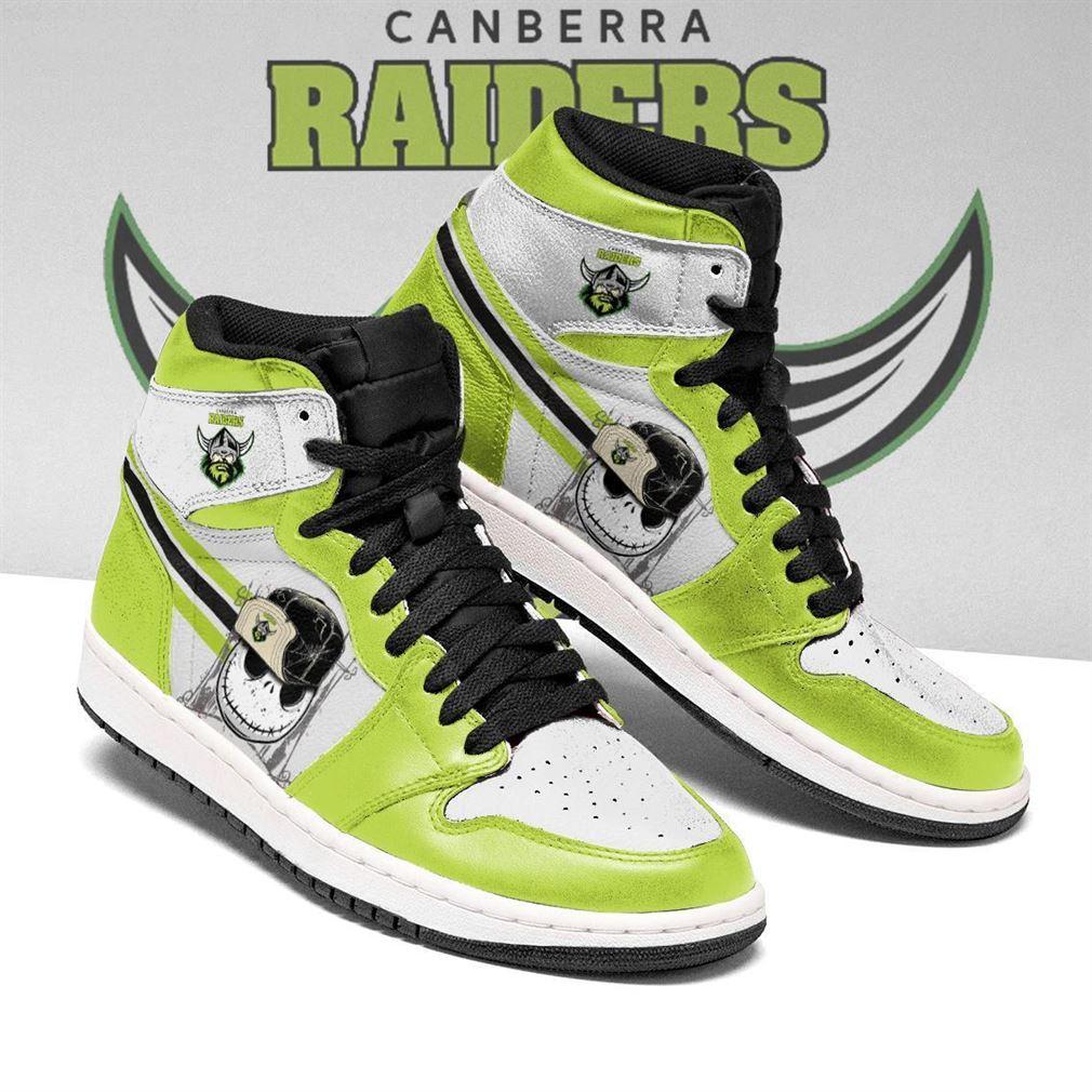 Canberra Raiders Nrl Football Air Jordan Shoes Sport Sneaker Boots Shoes