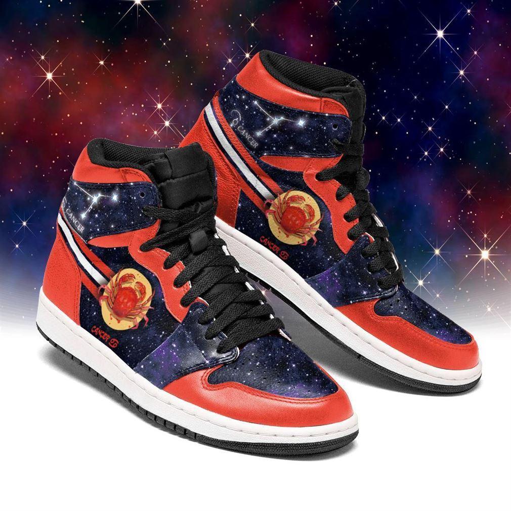 Cancer Zodiac Air Jordan Shoes Sport Sneaker Boots Shoes