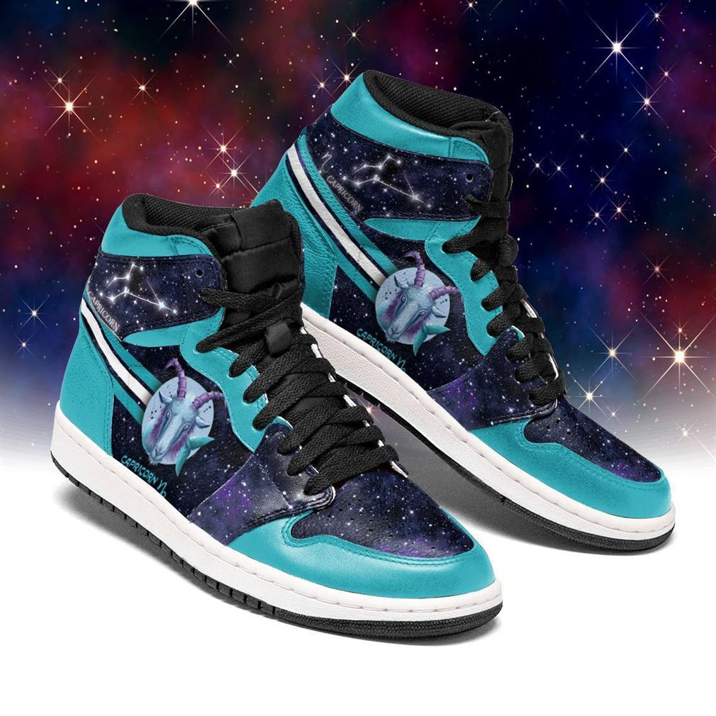 Capricorn Zodiac Air Jordan Shoes Sport Sneaker Boots Shoes