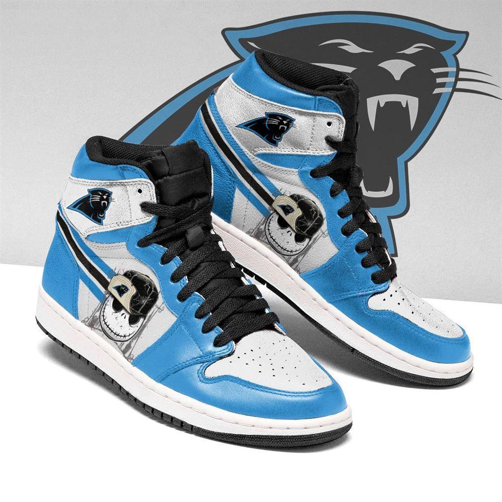 Carolina Panthers Nfl Football Air Jordan Shoes Sport V2 Sneaker Boots Shoes