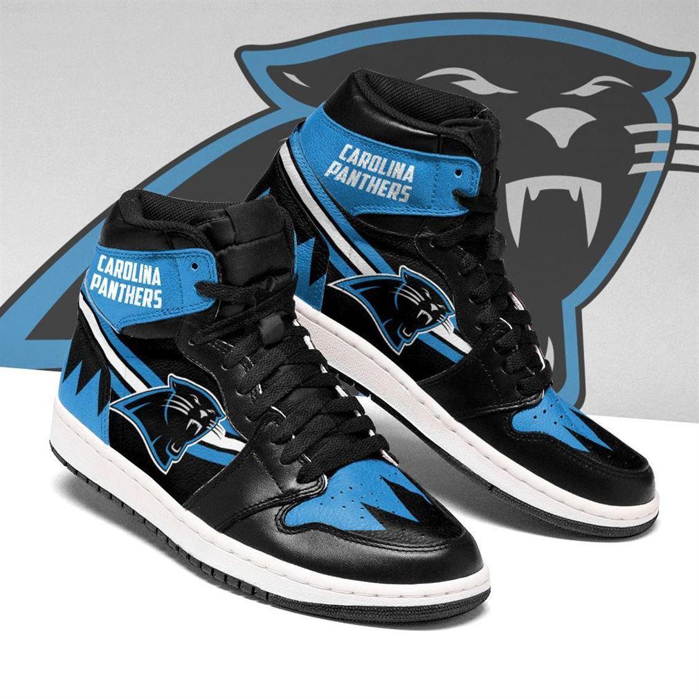 Carolina Panthers Nfl Football Air Jordan Shoes Sport V5 Sneaker Boots Shoes