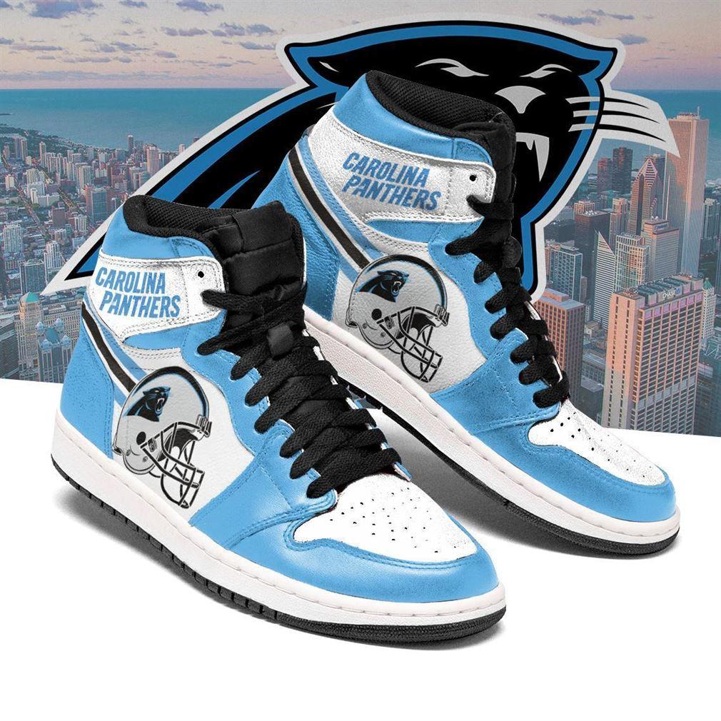 Carolina Panthers Nfl Football Air Jordan Shoes Sport V7 Sneaker Boots Shoes