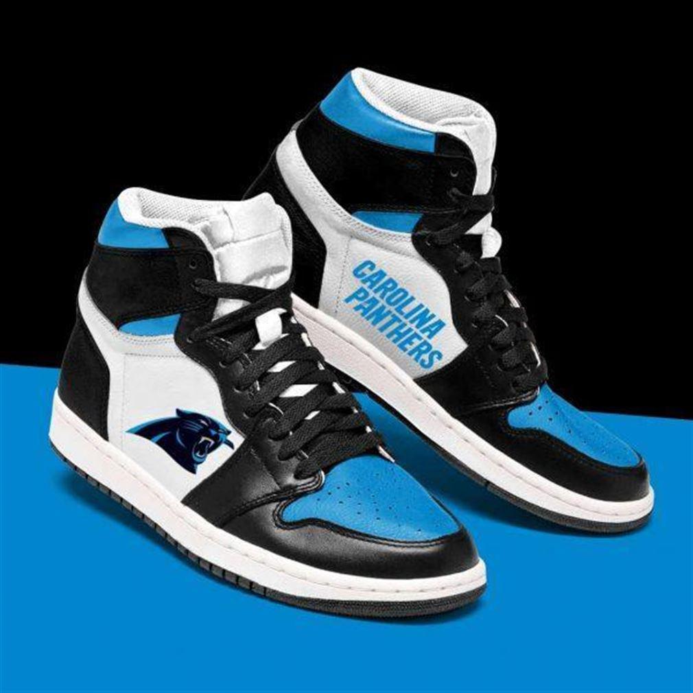 Carolina Panthers Nfl Football Air Jordan Shoes Sport Sneaker Boots Shoes