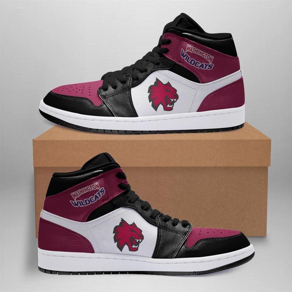 Central Washington Wildcats Ncaa Air Jordan Shoes Sport Sneaker Boots Shoes