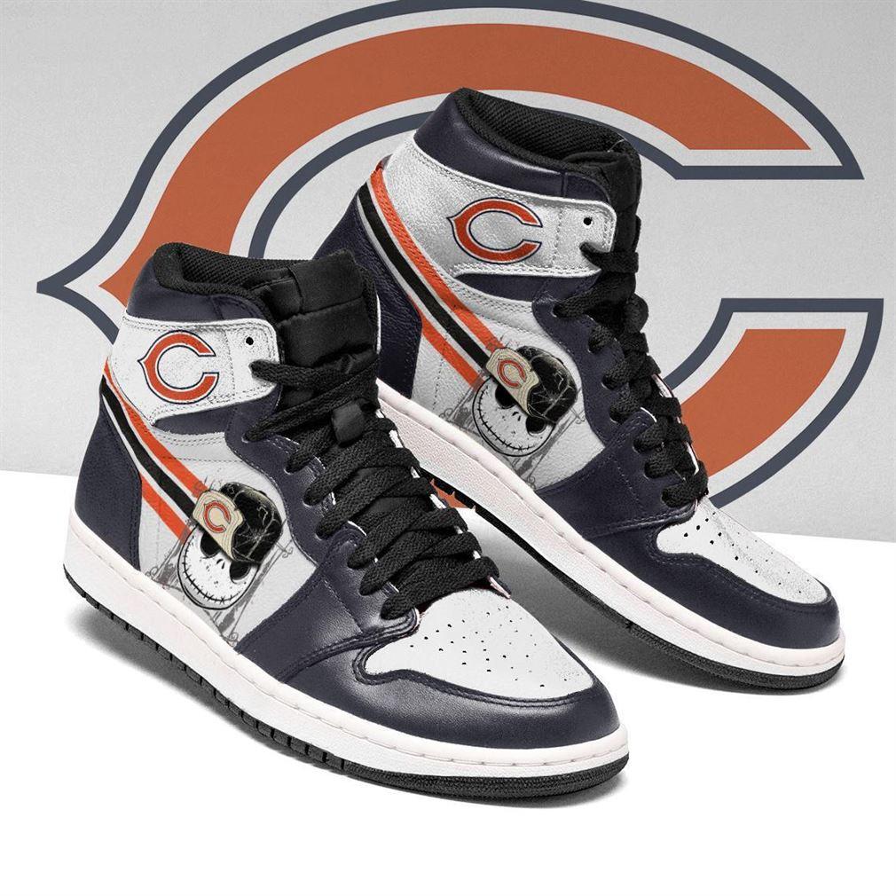 Chicago Bears Nfl Football Air Jordan Shoes Sport V6 Sneaker Boots Shoes