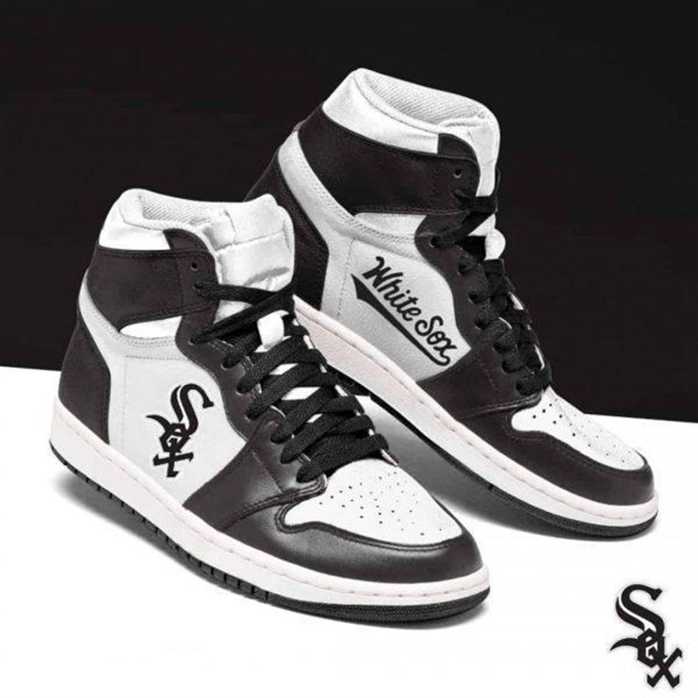 Chicago White Sox Mlb Baseball Air Jordan Shoes Sport Sneaker Boots Shoes