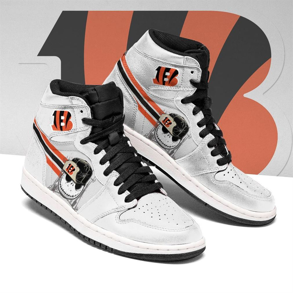 Cincinnati Bengals Nfl Football Air Jordan Shoes Sport V5 Sneaker Boots Shoes