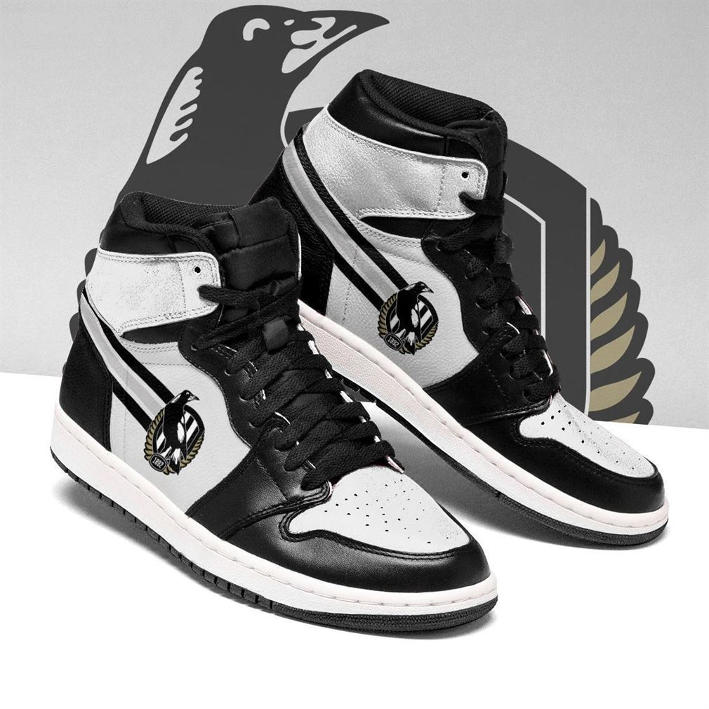 Collingwood Afl Air Jordan Shoes Sport Sneaker Boots Shoes