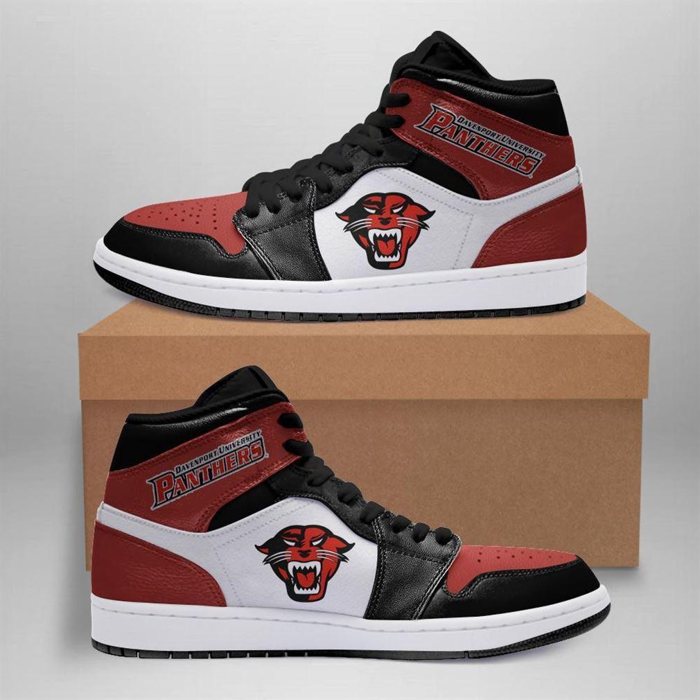 Davenport Panthers Ncaa Air Jordan Shoes Sport Sneaker Boots Shoes